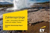 "EY Biotech Report 2019: ""Zahlensprünge"""