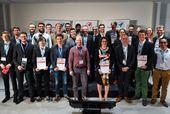 Die Sieger der Phase 1 im Münchener Businessplan Wettbewerb