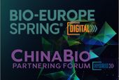 Sonderkonditionen über BioM für BIO-Europe Spring digital und ChinaBio Partnering Forum