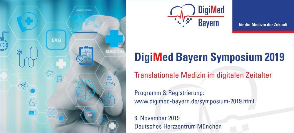 DigiMed Bayern Symposium 2019