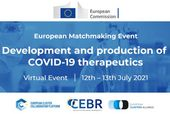 EU matchmaking event on COVID19 therapeutics