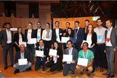 Die Gewinnerteams der diesjährigen EIT Health Headstart Awards