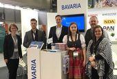 Bayerischer Gemeinschaftstand auf der BIO-EUROPE SPRING 2019 in Wien
