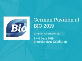 German Pavilion at the BIO International Convention